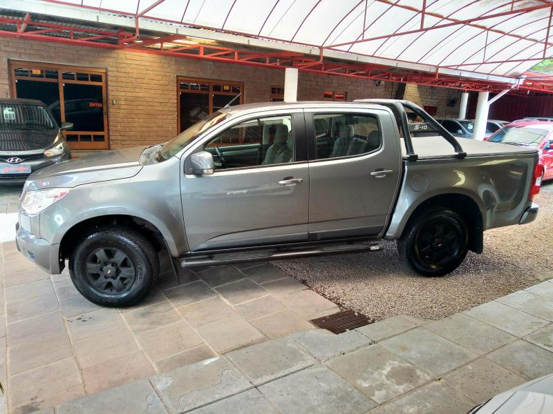 Chevrolet - S10 - 2013