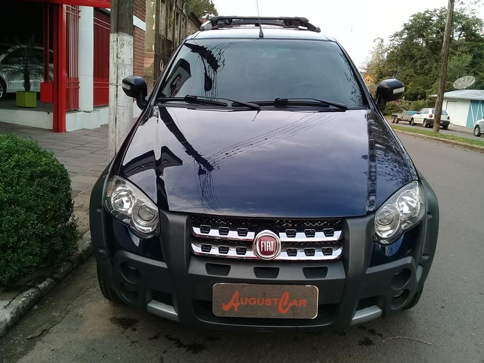 Fiat - PALIO WEEKEND ADVENTURE - 2012