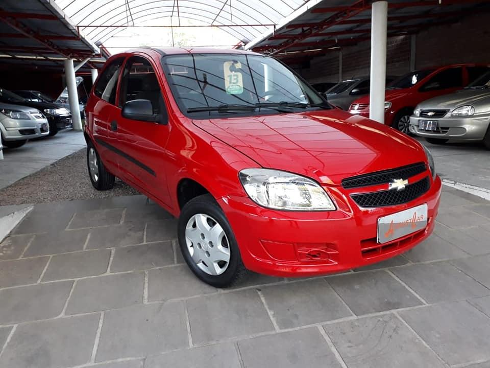 Chevrolet - CELTA - 2013