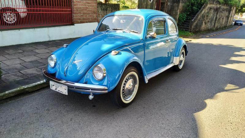 VolksWagen - Fusca 1300 - 1975