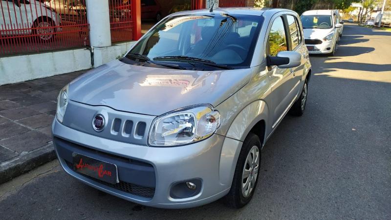 Fiat - UNO - 2012