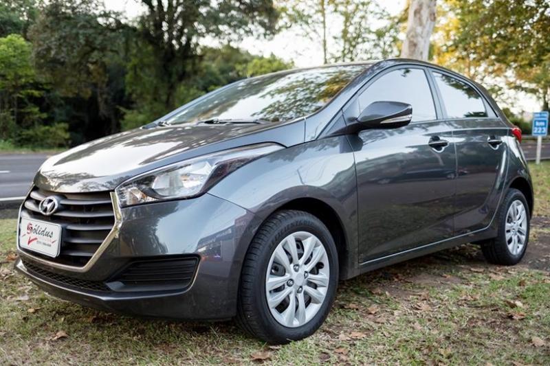 Hyundai - Hyundai Hb20 Comfort Plus - 2016